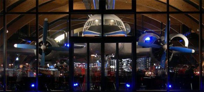 Ресторан-літак (23 фото)
