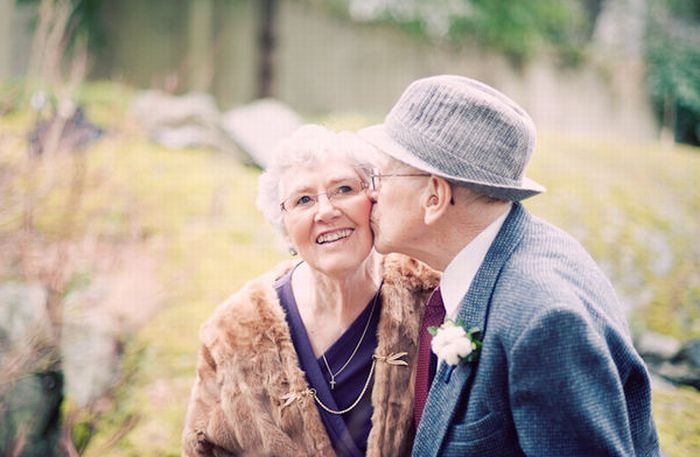 З роками любов тільки сильніше (39 фото)