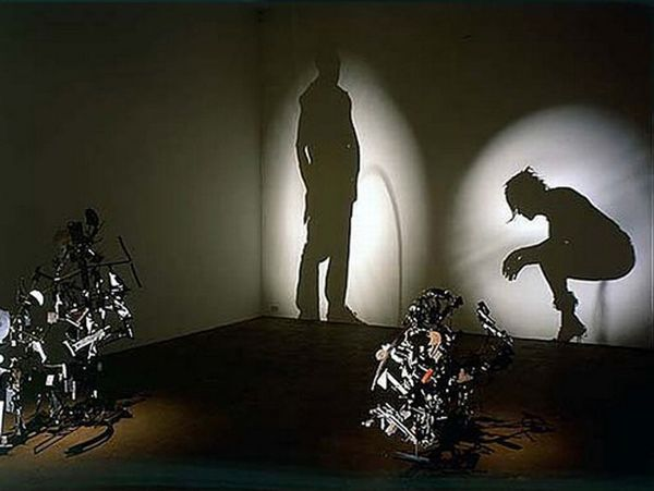 Малюнки з тіней (21 фото)