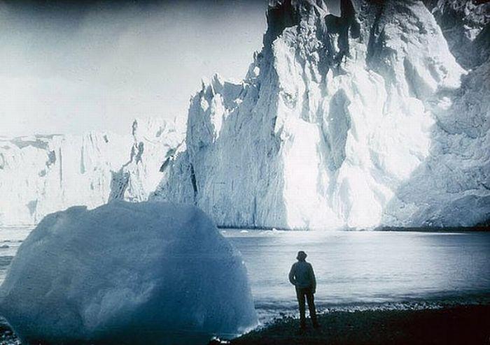 Кольорові ретро-фото Антарктиди (19 фото)