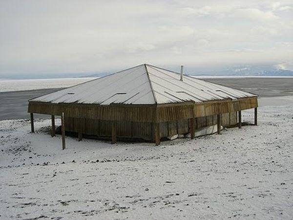 Антарктида. Хатини минулого (22 фото)