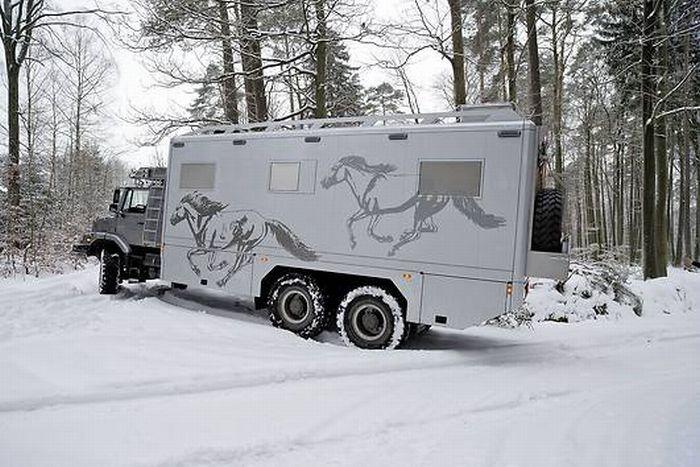 Автомобіль для полювання (24 фото)