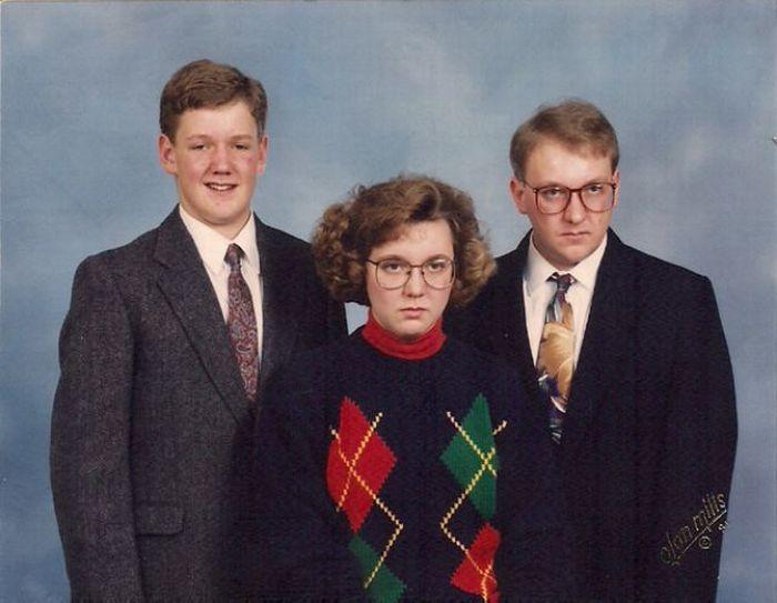 Забавні сімейні фотографії (37 фото)