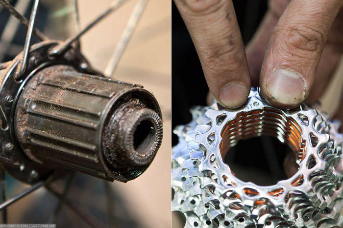 Готуємо велосипед до літнього сезону (51 фото)