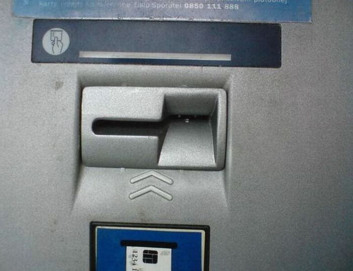 Банкомат (5 фото)