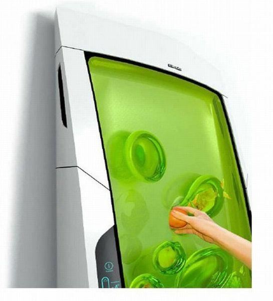 Холодильник нового покоління (4 фото)