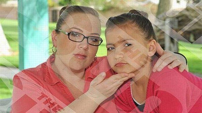 Ботокс для доньки (4 фото)