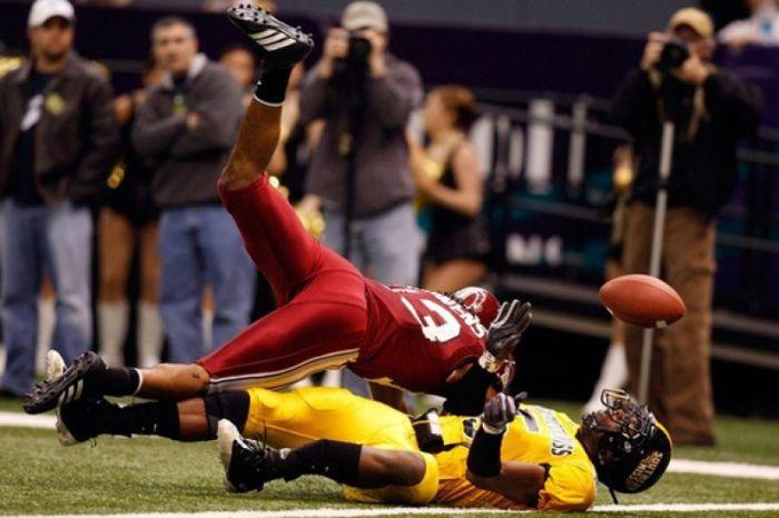 Страшні спортивні травми (20 фото)