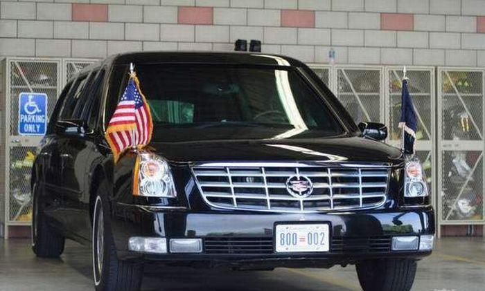 Кадилак Барака Обами (7 фото)