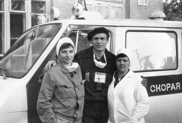 Чорнобильська АЕС очима очевидця (19 фото)