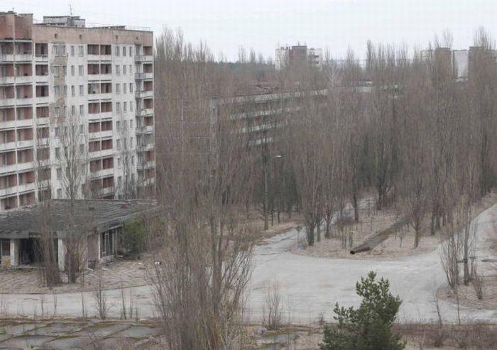 Унікальні фотографії Чорнобиля (14 фото)