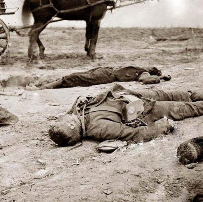Громадянська війна (25 фото)