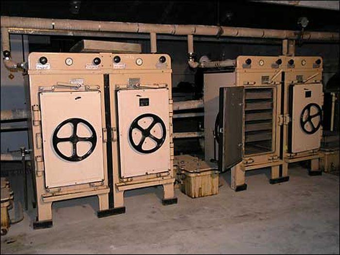 Бункер часів Холодної Війни (71 фото)