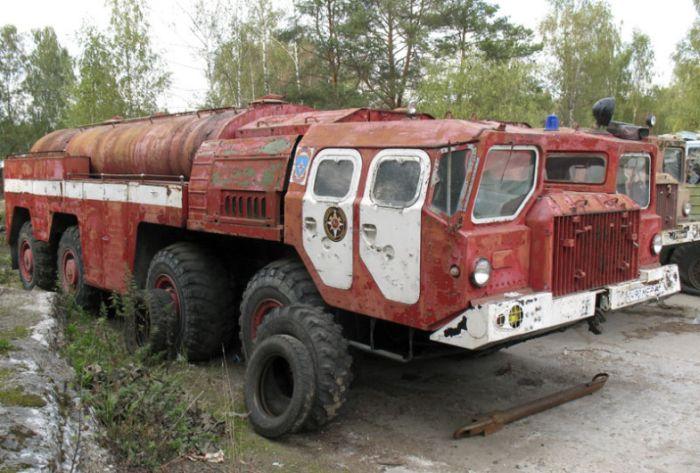Занедбані концепти радянських всюдиходів (19 фото)