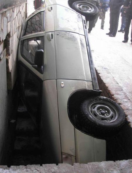 Страшна аварія (4 фото + відео)