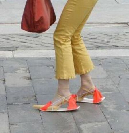 Прикольна взуття (13 фото)