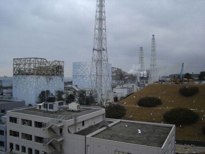 Атомна електростанція «Фукусіма-1» (40 фото)