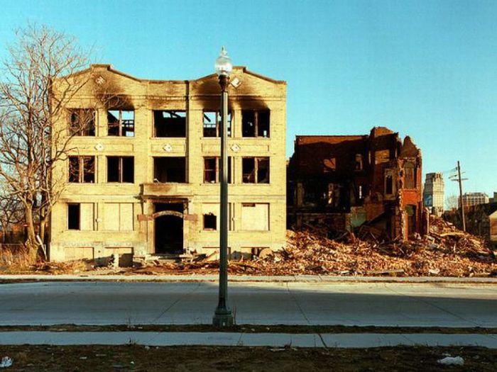 Будинки Детройта (98 фото)