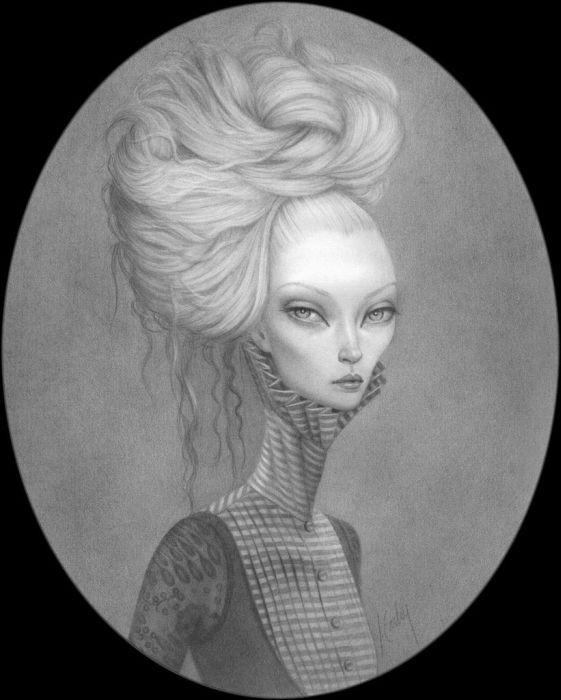 Малюнки Лорі Ерлі (58 фото)