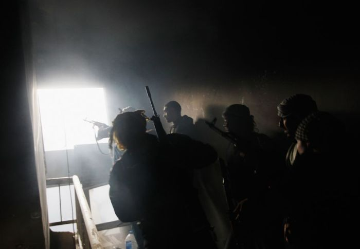 Військовий фотокореспондент (32 фото)