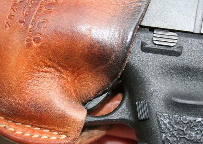 Мимовільний постріл (8 фото)