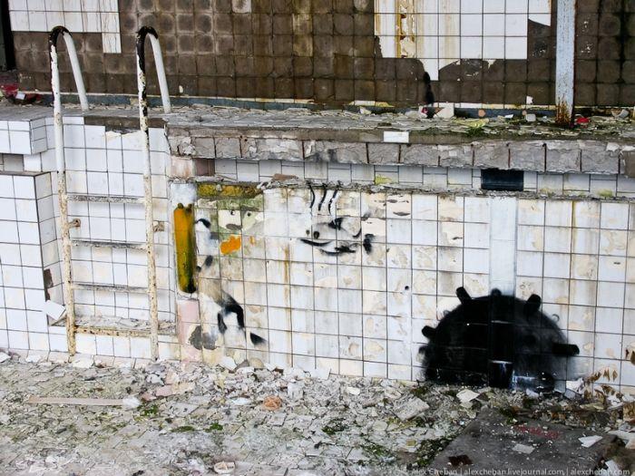 Графіті мертвого міста (33 фото)