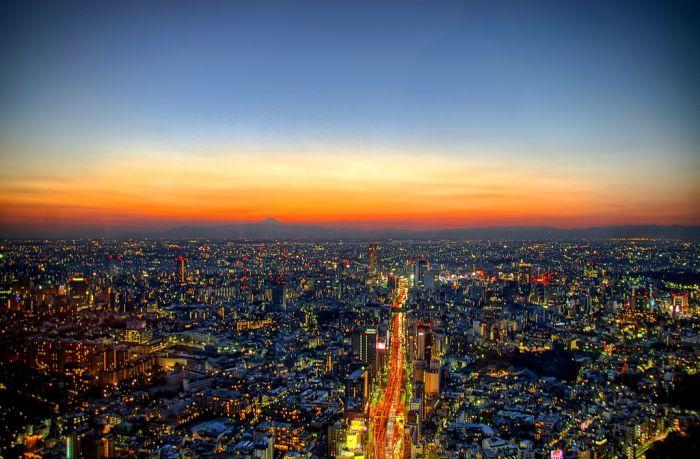 Токіо (16 фото)