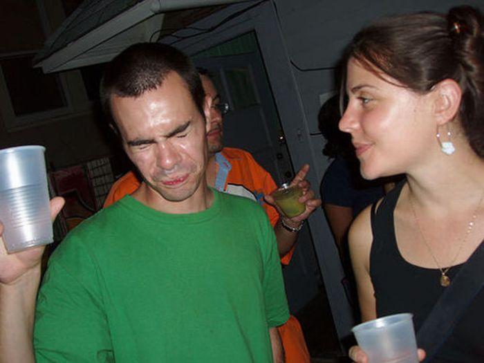 Обличчя людей після текіли (13 фото)