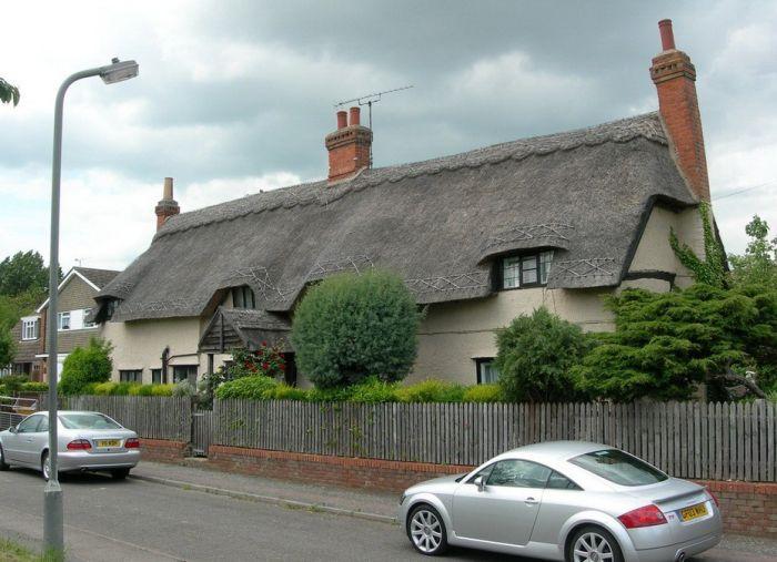 Будиночки у провінції Англії (55 фото)