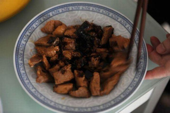 Як перетворити свинину в яловичину (10 фото)