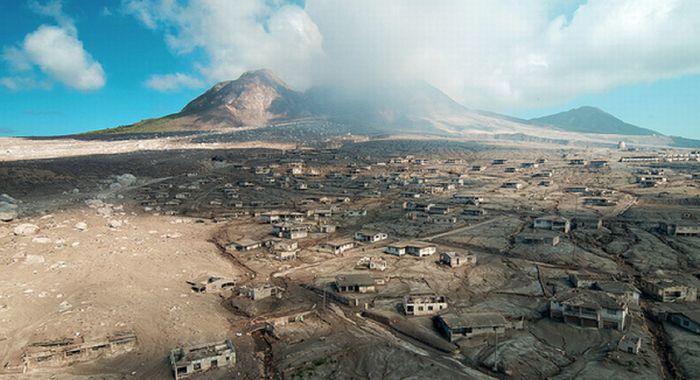 Захоплюючі фотографії після виверження вулкана (40 фото)