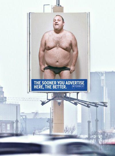Оригінальний рекламний хід (4 фото)