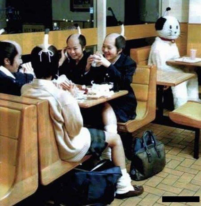 Тільки в Японії. Частина 4 (39 фото)