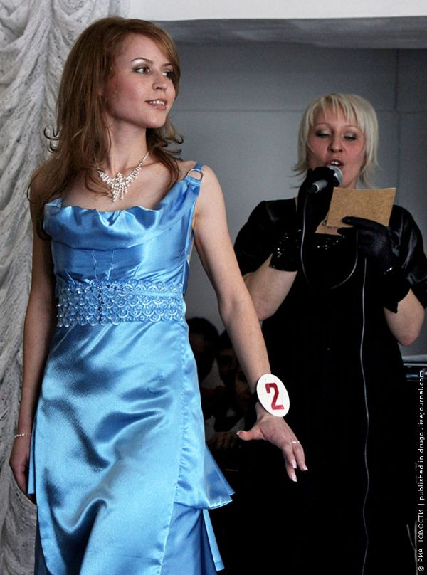 Конкурс краси в жіночій колонії (10 фото)