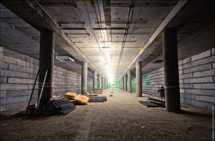 Будівництво метро (40 фото)