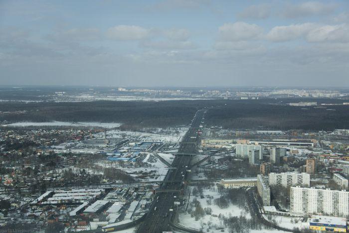 Політ над МКАДом (87 фото)