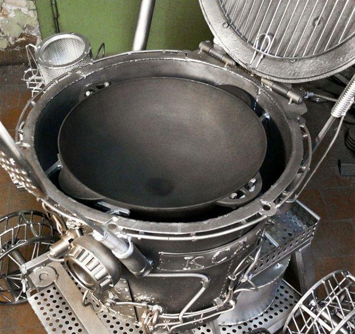 Кухарський місяцехід (7 фото)