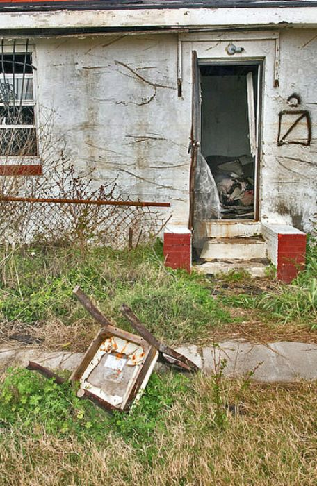 Покинутий Новий Орлеан (70 фото)