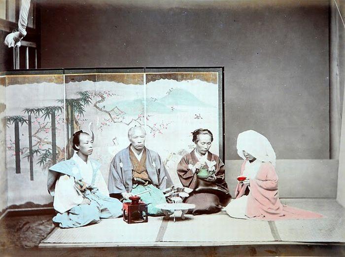 Стара Японія (24 фото)
