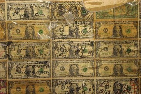 Кавярня 1 долар (11 фото)