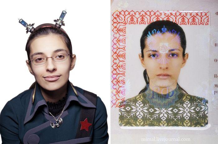 У паспорті та в житті (25 фото)