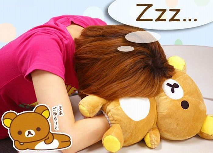 Японська подушка (3 фото)