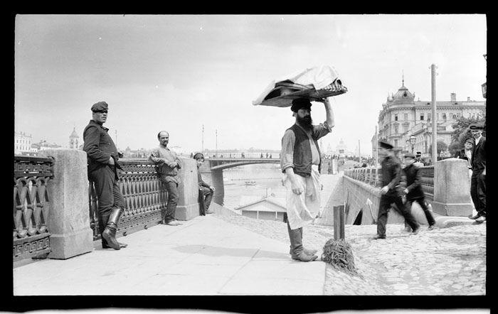 Старі фотографії Санкт-Петербурга (34 фото)