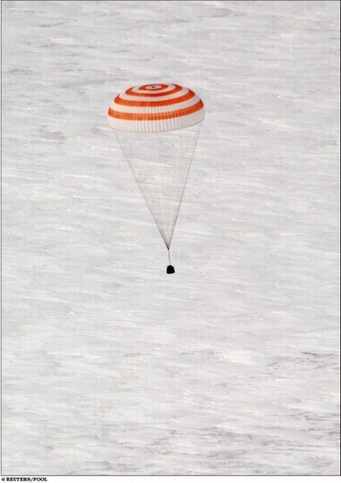 Повернення на Землю (18 фото)