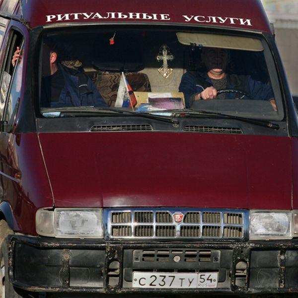 Обличчя російської дороги (17 фото)