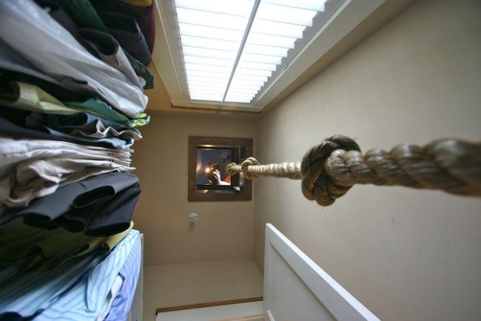 Каюта в квартирі (12 фото)