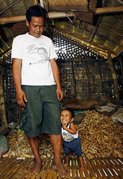 Найменший чоловік (13 фото)