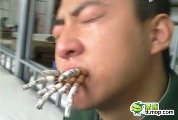 Кидаємо палити по-китайськи (6 фото)