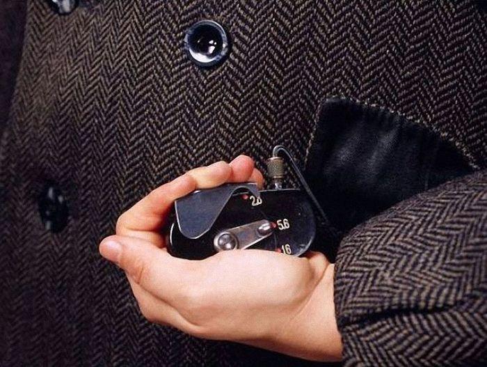 Джентльменський набір шпигуна. Частина 2 (20 фото)