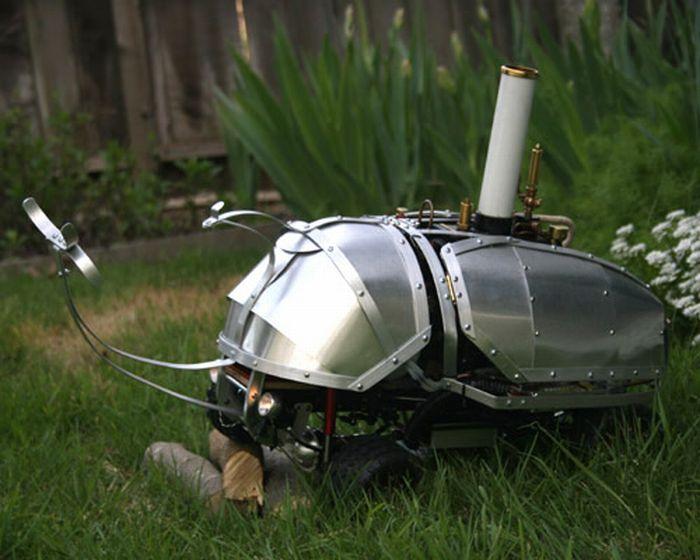 Стімпанк моделі (21 фото)